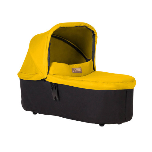 Mountain Buggy Carrycot Plus For Swift & Mini - Gold