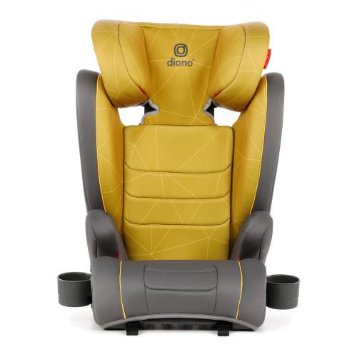 Diono Monterey 2 CXT Fix - Yellow Sulpur - front