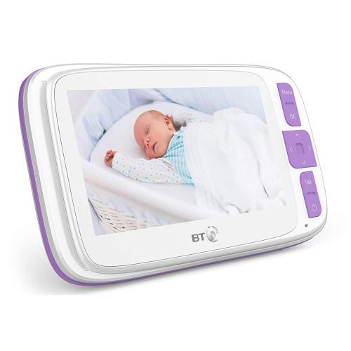 BT Smart Monitor - 5.0 inch Screen - parent unit