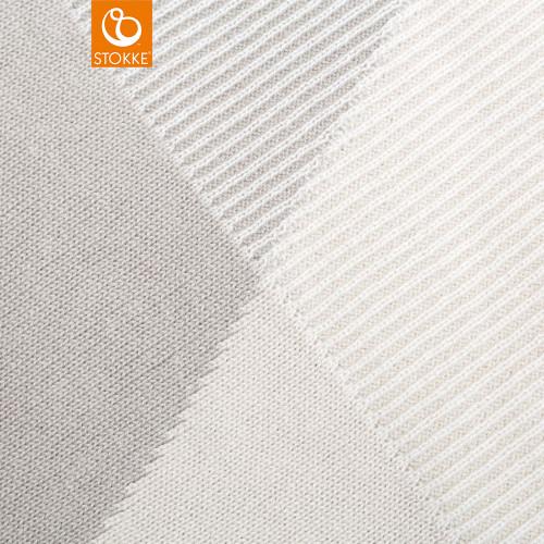 Stokke® Blanket Knit - Beige - detail