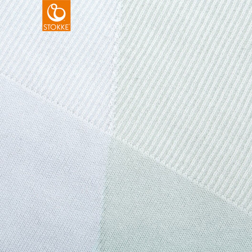 Stokke® Blanket Knit - Mint - detail