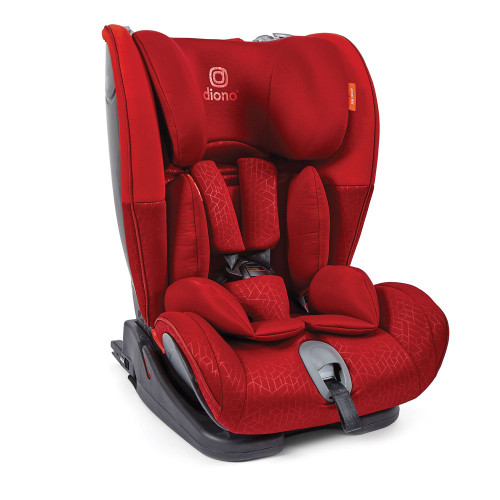 Diono Orcas Group 1/2/3 Car Seat - Red