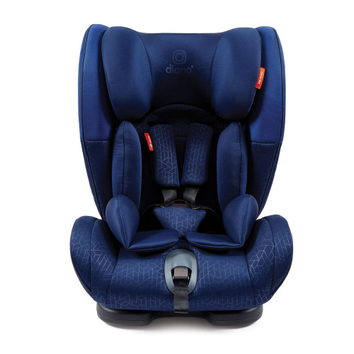 Diono Orcas Group 1/2/3 Car Seat - Blue - front