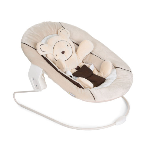 Hauck Alpha Bouncer 2 in 1 - Hearts White