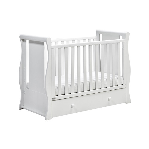 East Coast Nebraska Cot2bed - White
