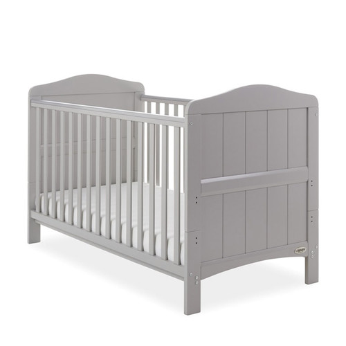 Obaby Whitby 3 Piece Room Set - Warm Grey (cot bed)