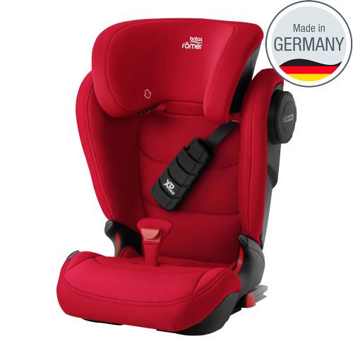 Britax Römer Kidfix III S - Fire Red