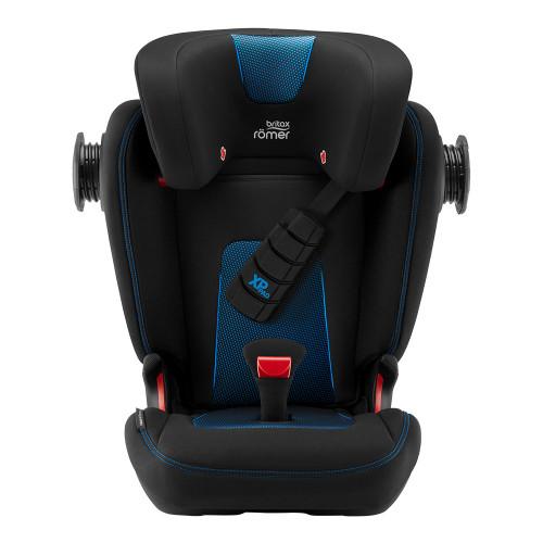 Britax Römer Kidfix III S Cool Flow - Blue - sict front