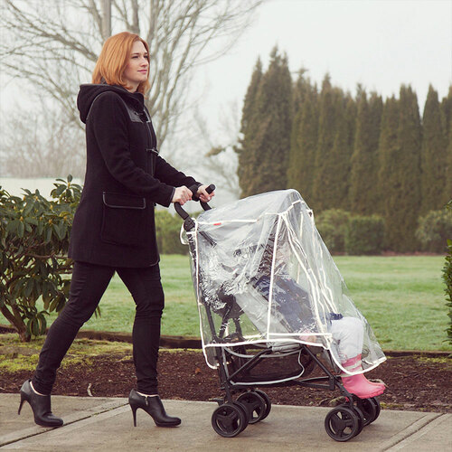 Diono Stroller Raincover  - lifestyle