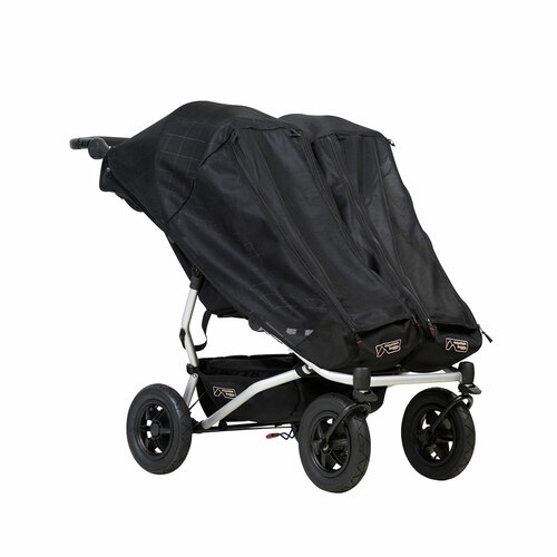 Mountain Buggy Duet Double Sun Cover Set - mesh