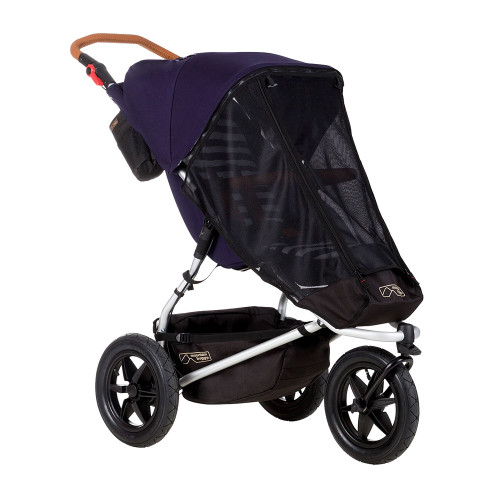 Mountain Buggy Urban Jungle & Terrain Sun Cover Set - mesh