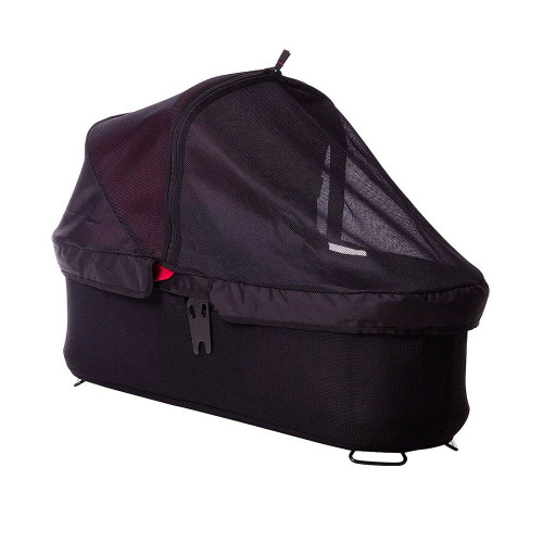 Mountain Buggy Carrycot Plus Sun Cover Set for Duet/Mini/Swift - mesh
