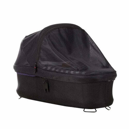 Mountain Buggy Carrycot Plus Sun Cover Set for Urban Jungle/Terrain/+One - mesh