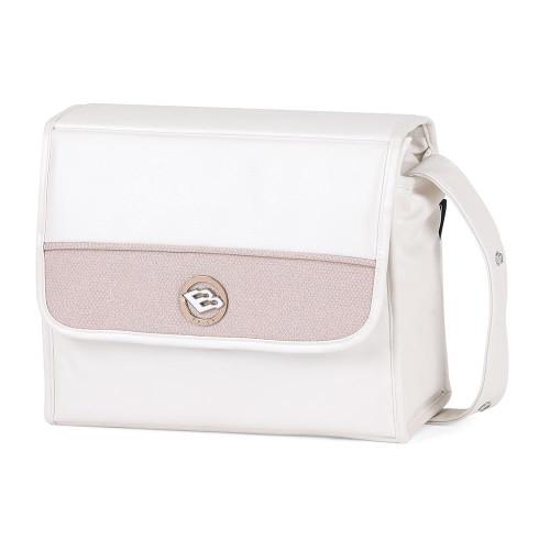 Bebecar Prive Changing Bag Carre - Rose Glitter (084)