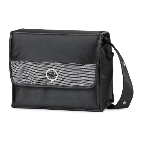 Bebecar Prive Changing Bag Carre - Black Glitter (085)