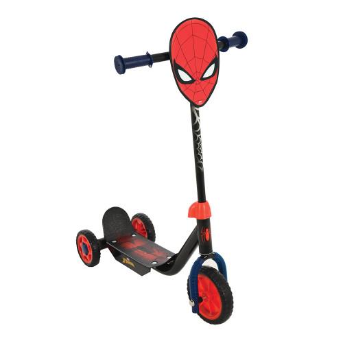MV Sports Spiderman Deluxe Tri-Scooter