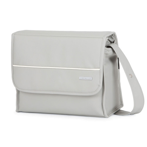 Bebecar Special Changing Bag Carre - Silver Dollar (966)