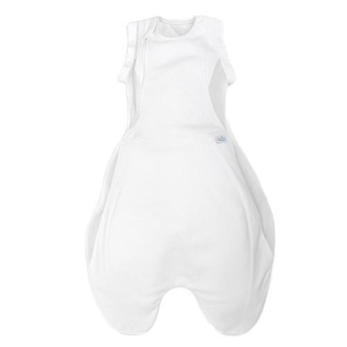 Purflo Swaddle to Sleep Bag 0-4m 2.5 tog - Soft White