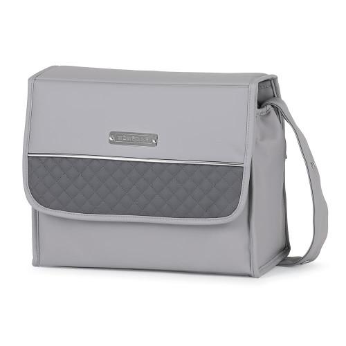 Bebecar Special Changing Bag Carre - Pewter (005)