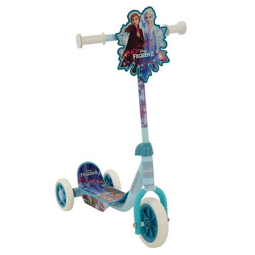 MV Sports Frozen 2 Premium Deluxe Tri-Scooter