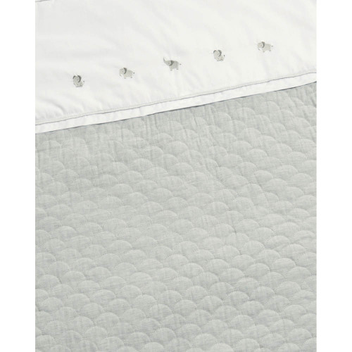 Mamas & Papas Quilt - Welcome to the World Elephant