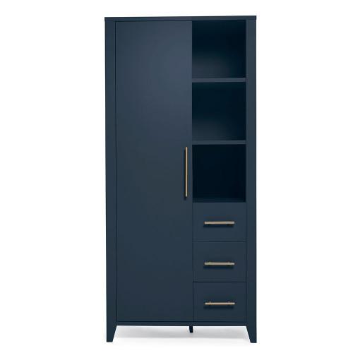 Mamas & Papas Melfi Storage Wardrobe - Midnight Blue