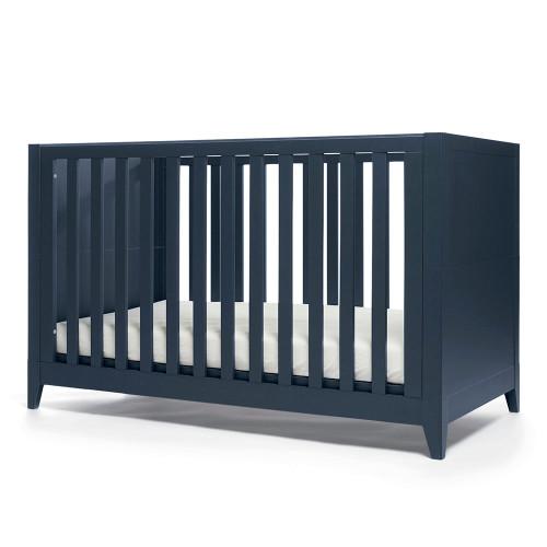 Mamas & Papas Melfi Cot Bed - Midnight Blue