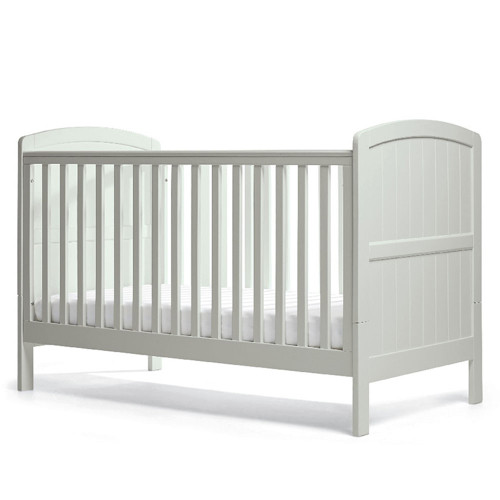 Mamas & Papas Dover Cot/Toddler Bed - Cool Grey