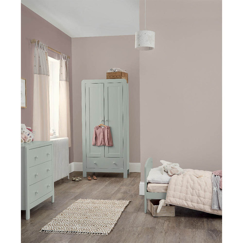 Mamas & Papas Dover 3 Piece Cot/Toddler Bed Set - Cool Grey