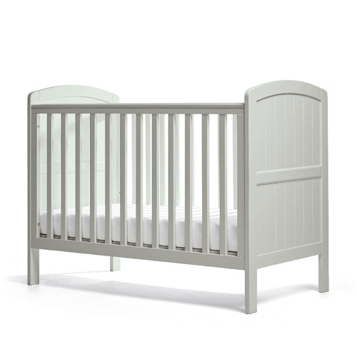 Mamas & Papas Dover 3 Piece Cot Set - Cool Grey