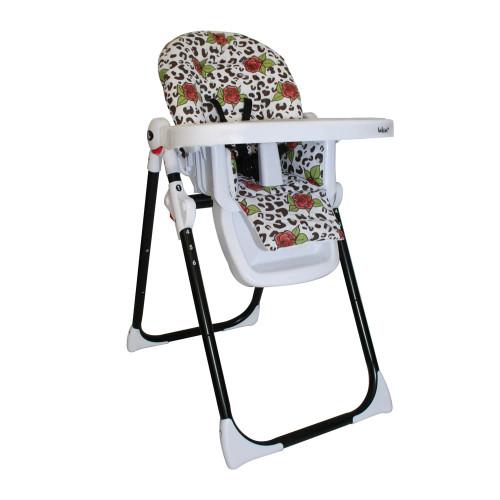 My Babiie Premium Highchair - Katie Piper/Rose Leopard