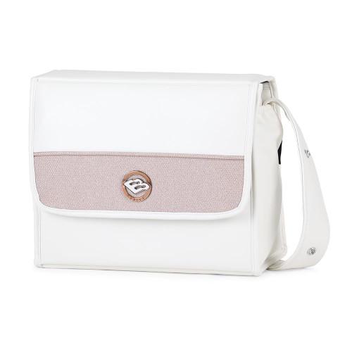Bebecar Prive Changing Bag Carre - Rose Shimmer (087)