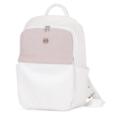 Bebecar Prive Backpack Changing Bag - Rose Glitter (084)