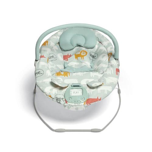 Mamas & Papas Apollo Bouncing Cradle - Animal Silhouettes