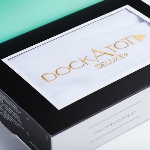 DockATot Deluxe+ Cover - Pristine White