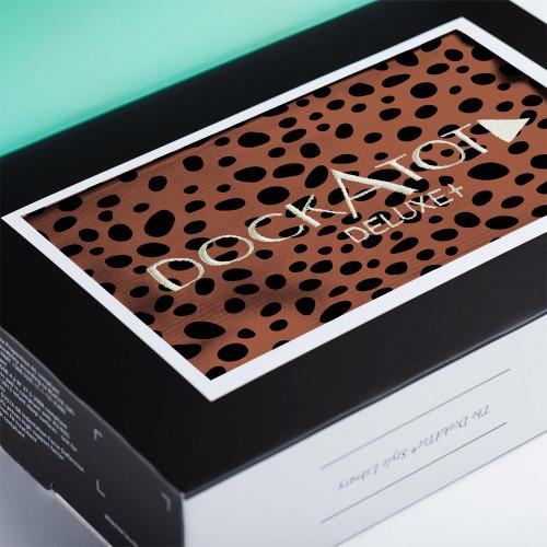 DockATot Deluxe+ Cover - Bronzed Cheetah