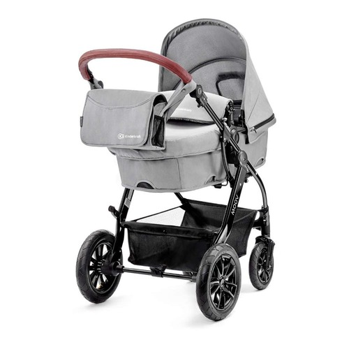 Kinderkraft Moov 3-in-1 Travel System - Grey