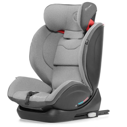 Kinderkraft MyWay Isofix Car Seat - Grey