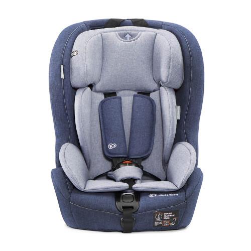 Kinderkraft Safety-Fix Isofix Car Seat - Navy