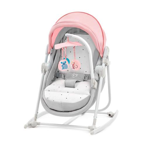 Kinderkraft Unimo 5-in-1 Cradle - Pink