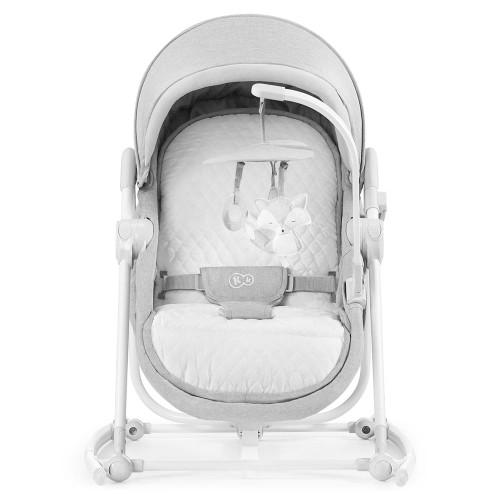 Kinderkraft Unimo 2020 5-in-1 Cradle - Stone Grey