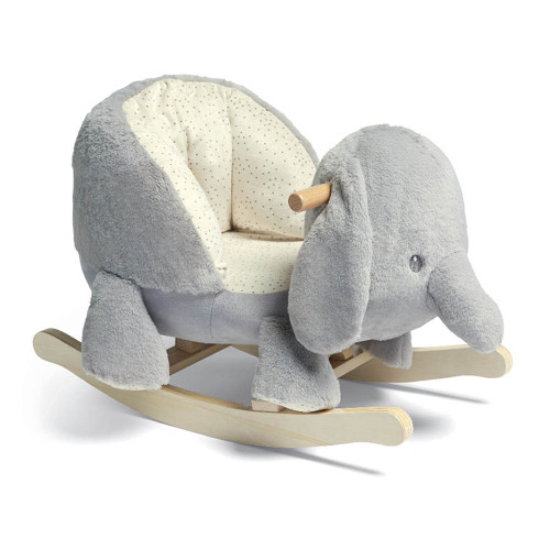 Mamas & Papas Rocking Animal - Ellery Elephant