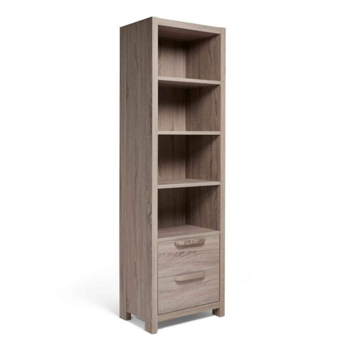Mamas & Papas Franklin Bookcase - Grey Wash