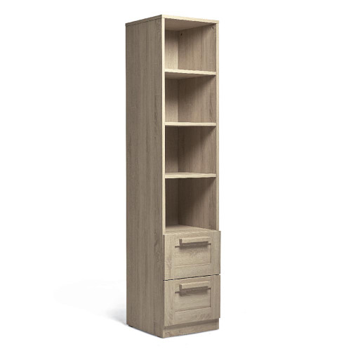 Mamas & Papas Atlas Bookcase - Light Oak