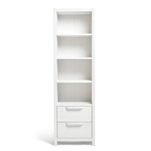 Mamas & Papas Franklin Bookcase - White Wash