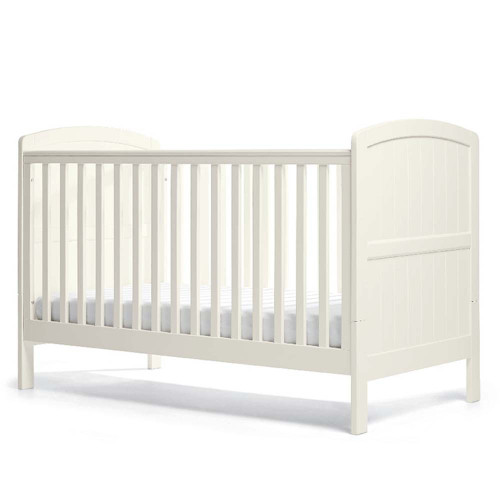 Mamas & Papas Dover Cot/Toddler Bed - White