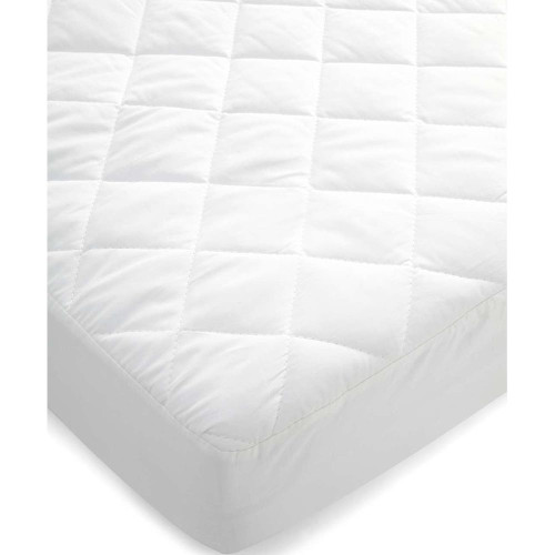 Mamas & Papas Quilted Waterproof Mattress Protector (Cotbed)