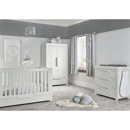 Mamas & Papas Franklin 3 Piece Set - White Wash