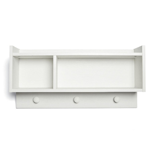 Mamas & Papas Franklin Nursery Shelf - White Wash