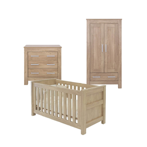 Babystyle Bordeaux Furniture - 3 Piece Room Set